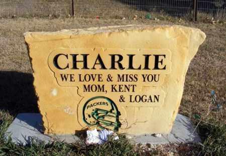 TSCHACHER, CHARLIE - Box Butte County, Nebraska | CHARLIE TSCHACHER - Nebraska Gravestone Photos