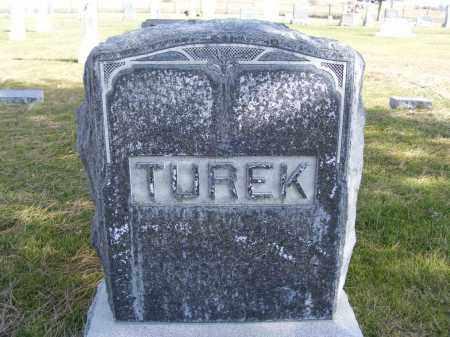 TUREK, FAMILY - Box Butte County, Nebraska | FAMILY TUREK - Nebraska Gravestone Photos