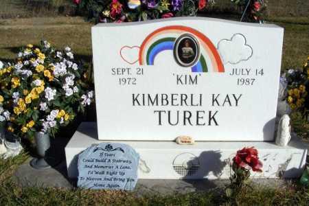 "TUREK, KIMBERLI KAY ""KIM"" - Box Butte County, Nebraska | KIMBERLI KAY ""KIM"" TUREK - Nebraska Gravestone Photos"