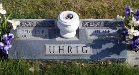 UHRIG, OTTO L. - Box Butte County, Nebraska | OTTO L. UHRIG - Nebraska Gravestone Photos