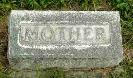 UNKNOWN, MOTHER - Box Butte County, Nebraska | MOTHER UNKNOWN - Nebraska Gravestone Photos