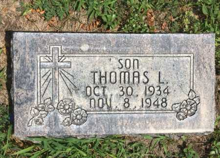 COLLINS, THOMAS L. - Box Butte County, Nebraska | THOMAS L. COLLINS - Nebraska Gravestone Photos
