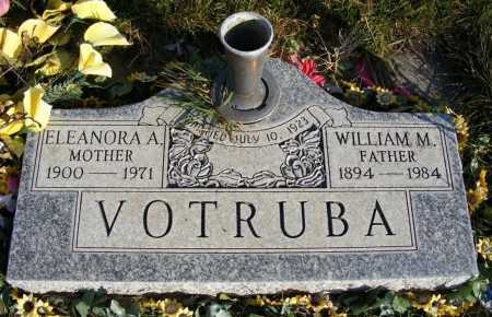VOTRUBA, WILLIAM M. - Box Butte County, Nebraska   WILLIAM M. VOTRUBA - Nebraska Gravestone Photos