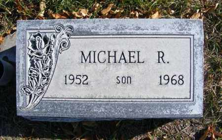 WALKER, MICHAEL RAY - Box Butte County, Nebraska | MICHAEL RAY WALKER - Nebraska Gravestone Photos