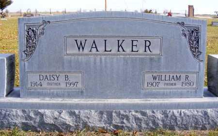 WALKER, DAISY B. - Box Butte County, Nebraska | DAISY B. WALKER - Nebraska Gravestone Photos