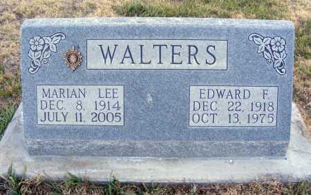 WALTERS, MARIAN LEE - Box Butte County, Nebraska   MARIAN LEE WALTERS - Nebraska Gravestone Photos