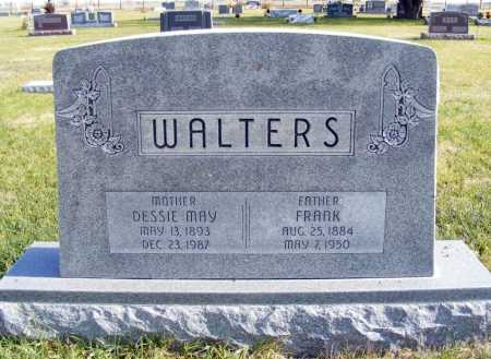 WALTERS, DESSIE MAY - Box Butte County, Nebraska | DESSIE MAY WALTERS - Nebraska Gravestone Photos