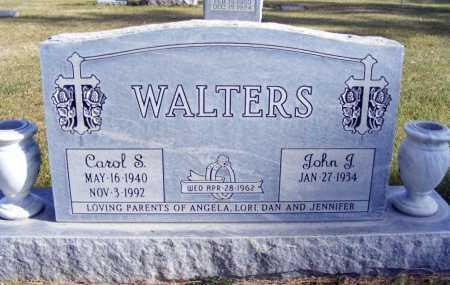 WALTERS, JOHN J. - Box Butte County, Nebraska   JOHN J. WALTERS - Nebraska Gravestone Photos