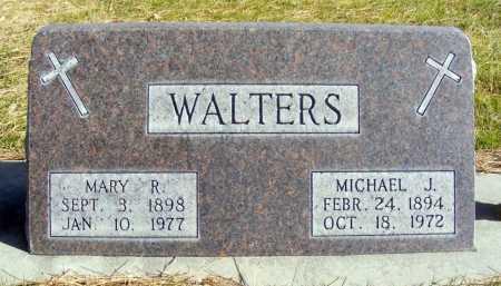 WALTERS, MICHAEL J. - Box Butte County, Nebraska | MICHAEL J. WALTERS - Nebraska Gravestone Photos
