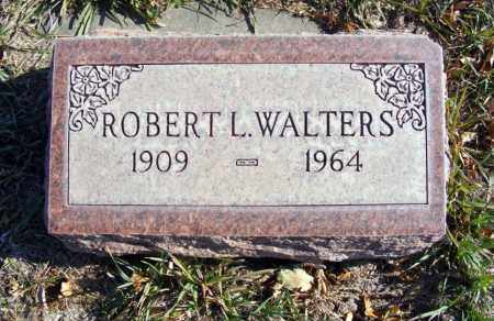 WALTERS, ROBERT L. - Box Butte County, Nebraska | ROBERT L. WALTERS - Nebraska Gravestone Photos