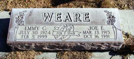 MAIER WEARE, EMMY C. - Box Butte County, Nebraska | EMMY C. MAIER WEARE - Nebraska Gravestone Photos