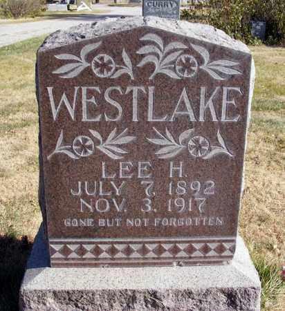 WESTLAKE, LEE H. - Box Butte County, Nebraska | LEE H. WESTLAKE - Nebraska Gravestone Photos