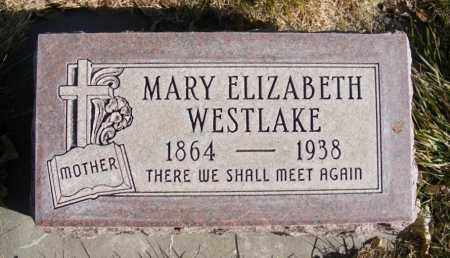 WESTLAKE, MARY ELIZABETH - Box Butte County, Nebraska | MARY ELIZABETH WESTLAKE - Nebraska Gravestone Photos