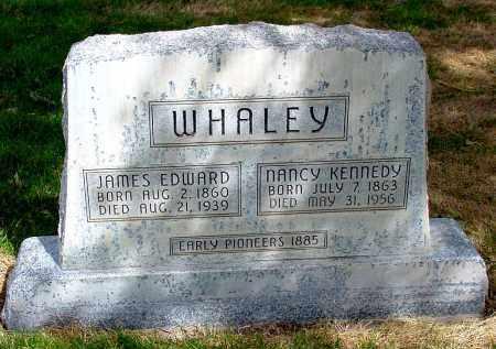 KENNEY WHALEY, NANCY - Box Butte County, Nebraska | NANCY KENNEY WHALEY - Nebraska Gravestone Photos