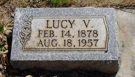 ABSHIER WILLIAMS, LUCY V. - Box Butte County, Nebraska | LUCY V. ABSHIER WILLIAMS - Nebraska Gravestone Photos