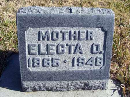 WILTSEY, ELECTA O. - Box Butte County, Nebraska | ELECTA O. WILTSEY - Nebraska Gravestone Photos