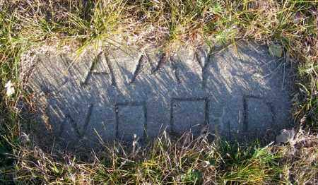 WOOD, AMY - Box Butte County, Nebraska | AMY WOOD - Nebraska Gravestone Photos