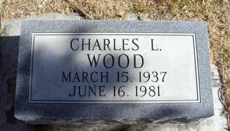 WOOD, CHARLES L. - Box Butte County, Nebraska | CHARLES L. WOOD - Nebraska Gravestone Photos