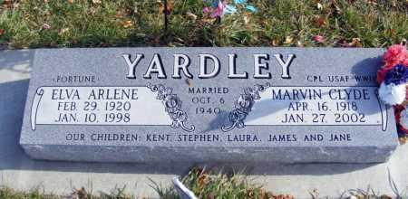 YARDLEY, ELVA ARLENE - Box Butte County, Nebraska | ELVA ARLENE YARDLEY - Nebraska Gravestone Photos