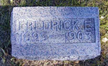 ZIMMERMAN, FREDRICK E. - Box Butte County, Nebraska | FREDRICK E. ZIMMERMAN - Nebraska Gravestone Photos
