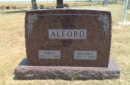 ALFRED, WILLIAM T. - Boyd County, Nebraska | WILLIAM T. ALFRED - Nebraska Gravestone Photos
