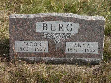 BERG, JACOB - Boyd County, Nebraska | JACOB BERG - Nebraska Gravestone Photos