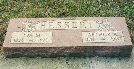 BESSERT, ARTHUR A - Boyd County, Nebraska | ARTHUR A BESSERT - Nebraska Gravestone Photos