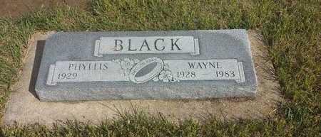 POKORNY BLACK, PHYLLIS - Boyd County, Nebraska | PHYLLIS POKORNY BLACK - Nebraska Gravestone Photos
