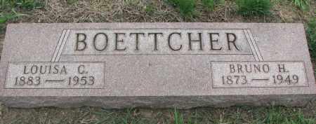 BOETTCHER, LOUISA C. - Boyd County, Nebraska | LOUISA C. BOETTCHER - Nebraska Gravestone Photos
