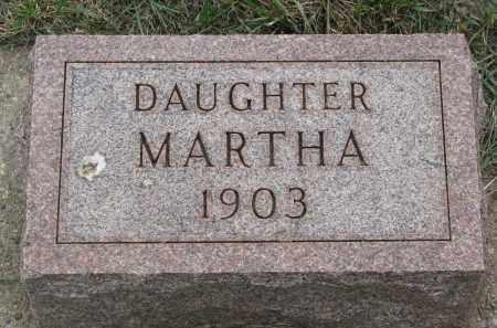 BOETTCHER, MARTHA - Boyd County, Nebraska | MARTHA BOETTCHER - Nebraska Gravestone Photos