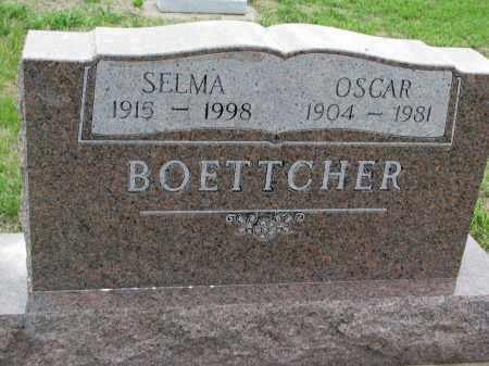 BOETTCHER, OSCAR - Boyd County, Nebraska | OSCAR BOETTCHER - Nebraska Gravestone Photos
