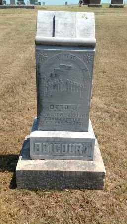 BOICOURT, OTTO J. - Boyd County, Nebraska | OTTO J. BOICOURT - Nebraska Gravestone Photos