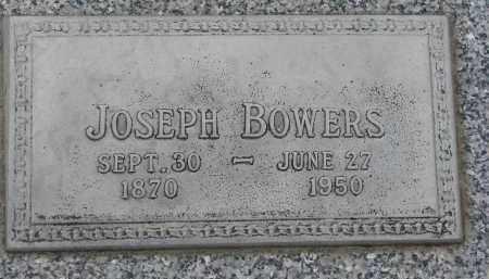 BOWERS, JOSEPH - Boyd County, Nebraska | JOSEPH BOWERS - Nebraska Gravestone Photos