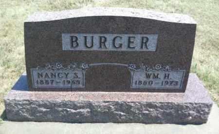 BURGER, WM. H. - Boyd County, Nebraska | WM. H. BURGER - Nebraska Gravestone Photos