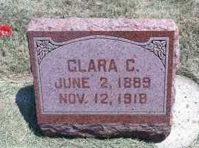 CHRISTENSEN, CLARA C. - Boyd County, Nebraska | CLARA C. CHRISTENSEN - Nebraska Gravestone Photos