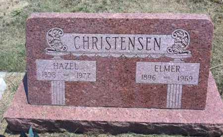CHRISTENSEN, HAZEL - Boyd County, Nebraska | HAZEL CHRISTENSEN - Nebraska Gravestone Photos