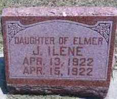 CHRISTENSEN, J. ILENE - Boyd County, Nebraska | J. ILENE CHRISTENSEN - Nebraska Gravestone Photos