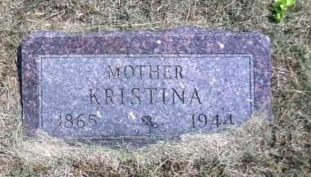 CHRISTENSEN, KRISTINA - Boyd County, Nebraska | KRISTINA CHRISTENSEN - Nebraska Gravestone Photos