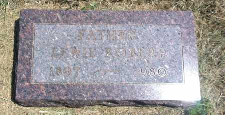 CHRISTENSEN, LEWIE ROBERT - Boyd County, Nebraska | LEWIE ROBERT CHRISTENSEN - Nebraska Gravestone Photos