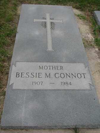 CONNOT, BESSIE M. - Boyd County, Nebraska   BESSIE M. CONNOT - Nebraska Gravestone Photos