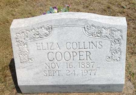 COOPER, ELIZA - Boyd County, Nebraska | ELIZA COOPER - Nebraska Gravestone Photos