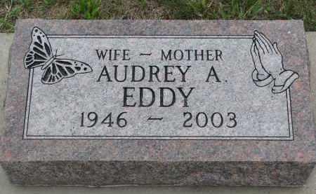 EDDY, AUDREY A. - Boyd County, Nebraska | AUDREY A. EDDY - Nebraska Gravestone Photos