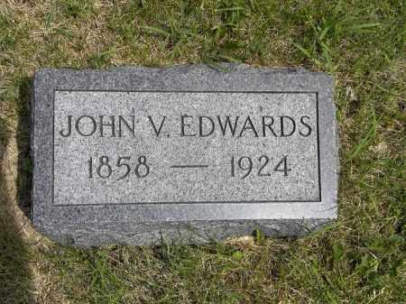 EDWARDS, JOHN VANDEGRIFT - Boyd County, Nebraska | JOHN VANDEGRIFT EDWARDS - Nebraska Gravestone Photos