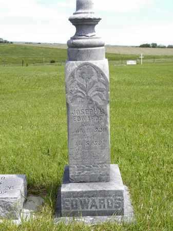 EDWARDS JR., JOSEPH HUFF - Boyd County, Nebraska | JOSEPH HUFF EDWARDS JR. - Nebraska Gravestone Photos