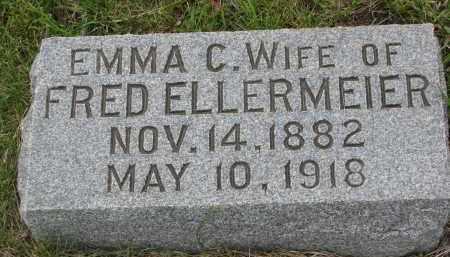 ELLERMEIER, ERMA C. - Boyd County, Nebraska   ERMA C. ELLERMEIER - Nebraska Gravestone Photos