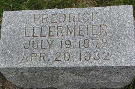 ELLERMEIER, FREDRICK - Boyd County, Nebraska | FREDRICK ELLERMEIER - Nebraska Gravestone Photos