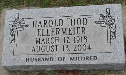 "ELLERMEIER, HAROLD ""HOD"" - Boyd County, Nebraska   HAROLD ""HOD"" ELLERMEIER - Nebraska Gravestone Photos"