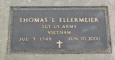 ELLERMEIER, THOMAS L. (MILITARY) - Boyd County, Nebraska | THOMAS L. (MILITARY) ELLERMEIER - Nebraska Gravestone Photos