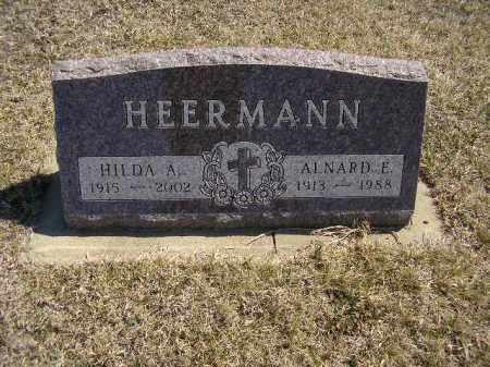 HEERMAN, ALNARD E. - Boyd County, Nebraska | ALNARD E. HEERMAN - Nebraska Gravestone Photos