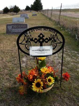 JENSEN, HELMER - Boyd County, Nebraska   HELMER JENSEN - Nebraska Gravestone Photos